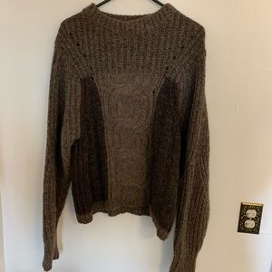 Isabel marant mohair sweater